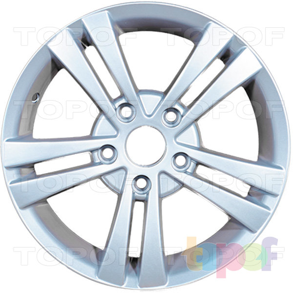 Колесные диски Replica LegeArtis SK3. Изображение модели #1
