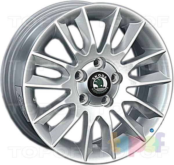 Колесные диски Replica LegeArtis SK30. Изображение модели #1