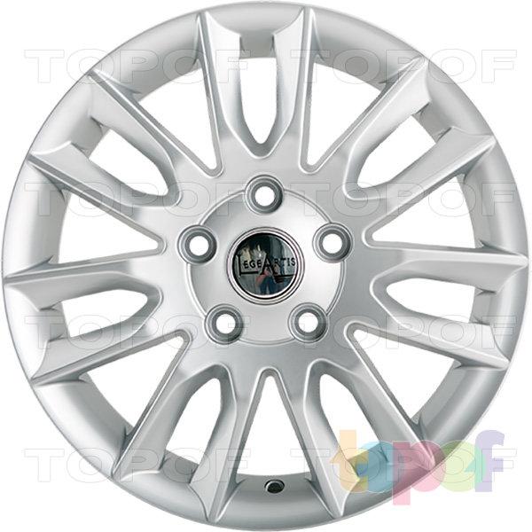 Колесные диски Replica LegeArtis SK30. Изображение модели #2