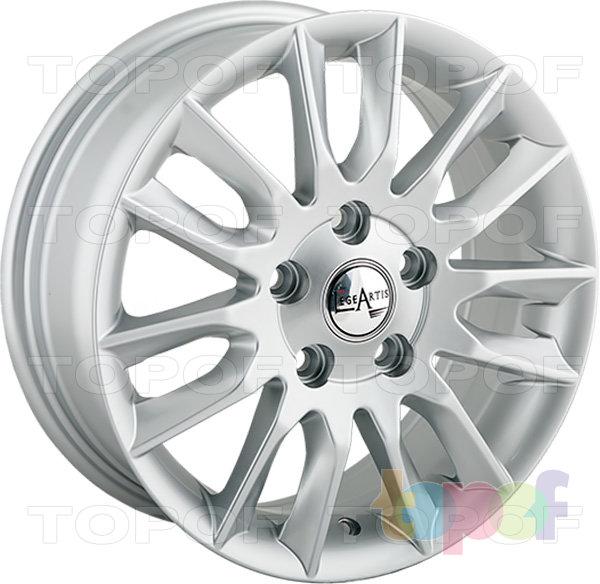 Колесные диски Replica LegeArtis SK30. Изображение модели #3