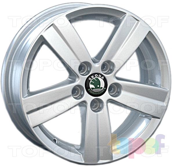 Колесные диски Replica LegeArtis SK33. Изображение модели #1