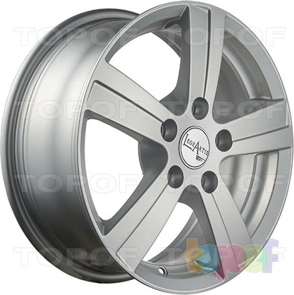 Колесные диски Replica LegeArtis SK33. Изображение модели #2