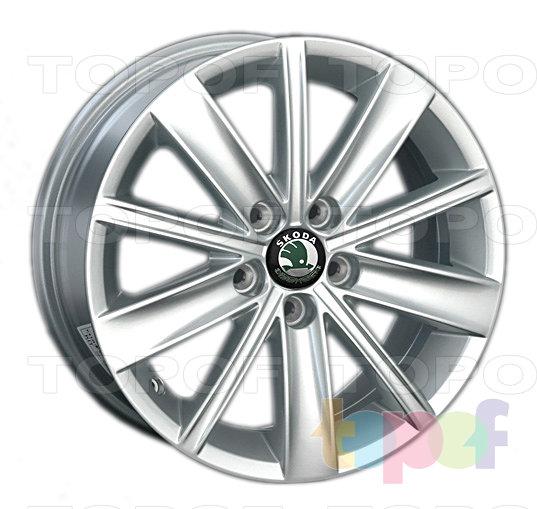 Колесные диски Replica LegeArtis SK35