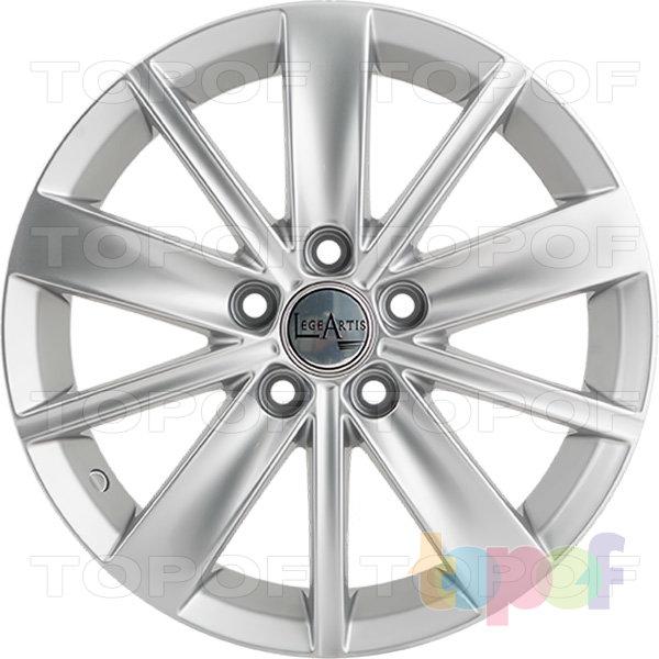 Колесные диски Replica LegeArtis SK35. Изображение модели #2