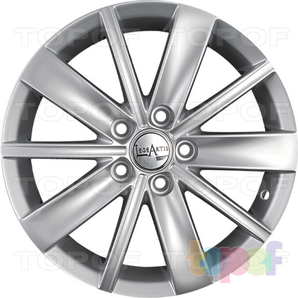 Колесные диски Replica LegeArtis SK35. Изображение модели #3