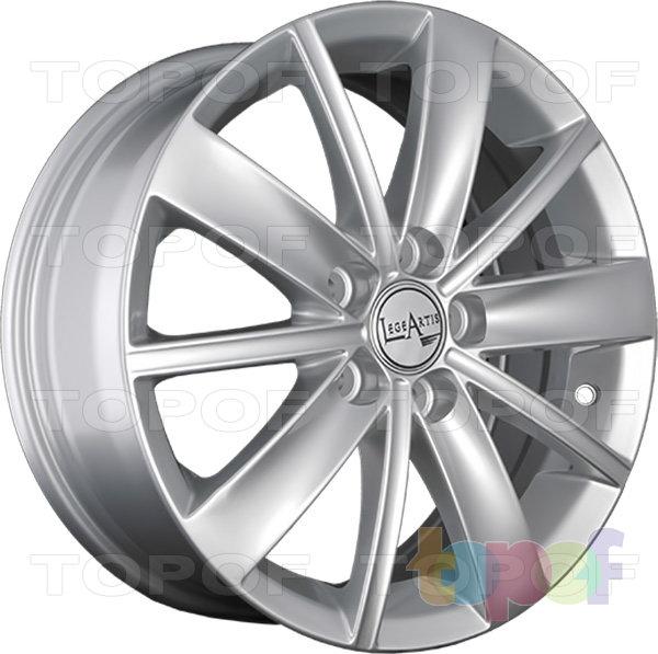 Колесные диски Replica LegeArtis SK35. Изображение модели #5