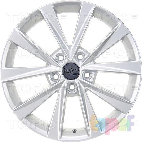 Колесные диски Replica LegeArtis SK37. Изображение модели #2