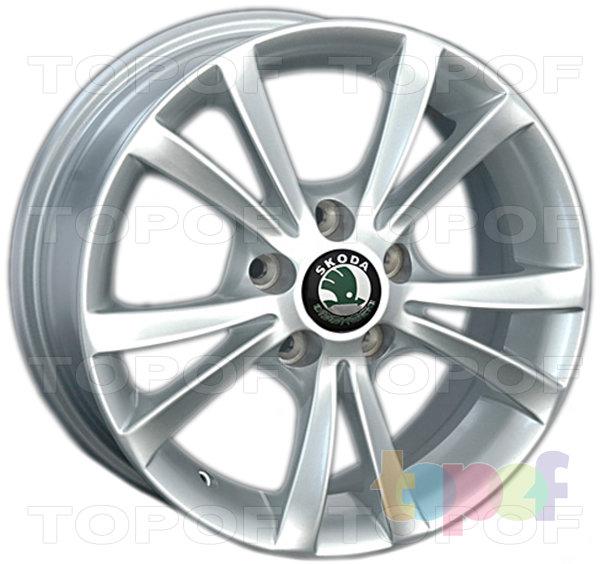 Колесные диски Replica LegeArtis SK39. Изображение модели #1