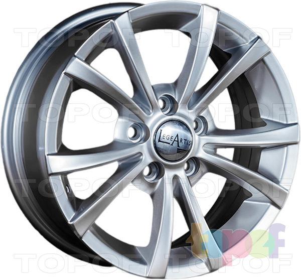 Колесные диски Replica LegeArtis SK39. Изображение модели #3