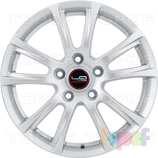 Колесные диски Replica LegeArtis SK4. Изображение модели #5