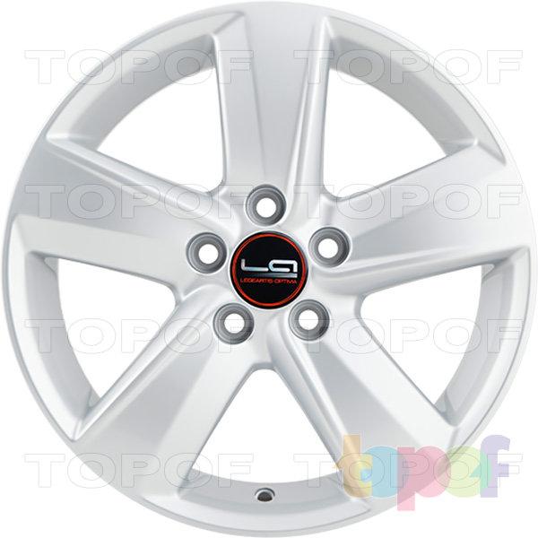 Колесные диски Replica LegeArtis SK40. Изображение модели #2