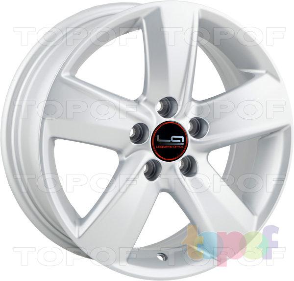 Колесные диски Replica LegeArtis SK40. Изображение модели #3