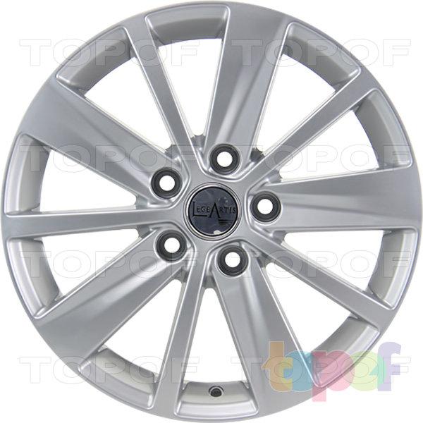 Колесные диски Replica LegeArtis SK45. Изображение модели #2