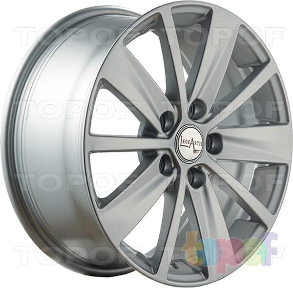 Колесные диски Replica LegeArtis SK45. Изображение модели #3