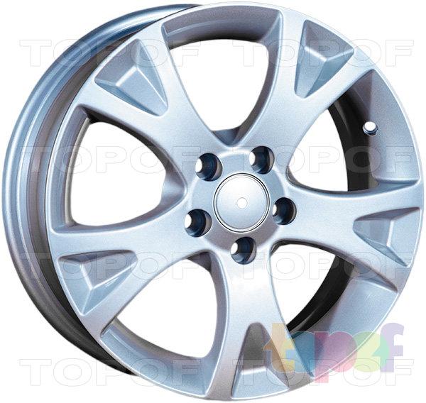Колесные диски Replica LegeArtis SK5. Изображение модели #2