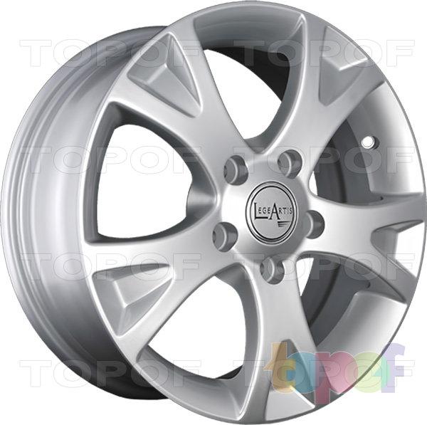 Колесные диски Replica LegeArtis SK5. Изображение модели #3