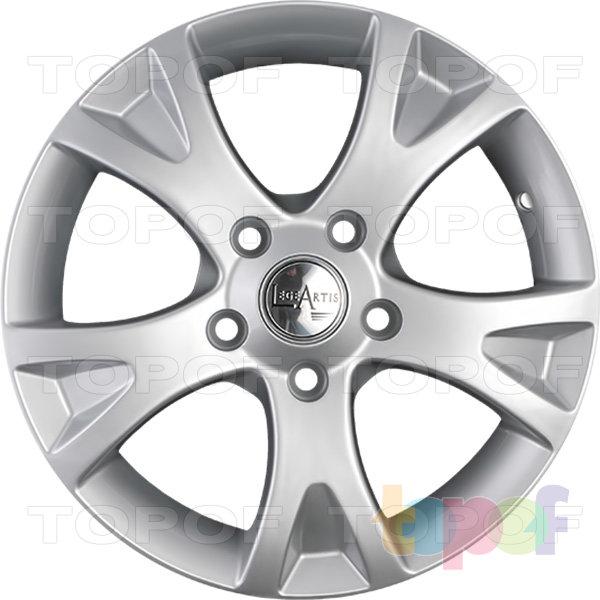Колесные диски Replica LegeArtis SK5. Изображение модели #4
