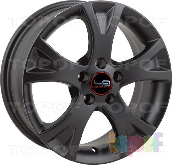 Колесные диски Replica LegeArtis SK5. Изображение модели #5
