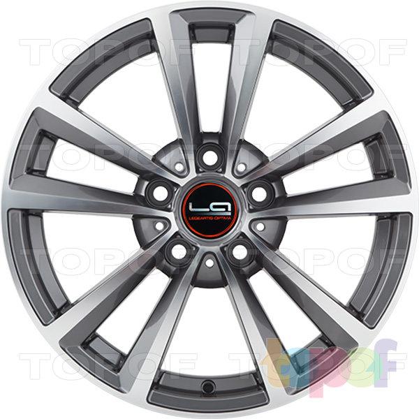 Колесные диски Replica LegeArtis SK50. Изображение модели #3