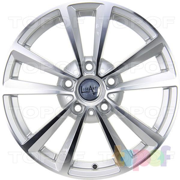 Колесные диски Replica LegeArtis SK50. Изображение модели #4