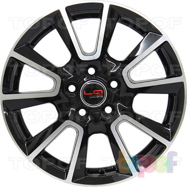 Колесные диски Replica LegeArtis SK501. Изображение модели #1