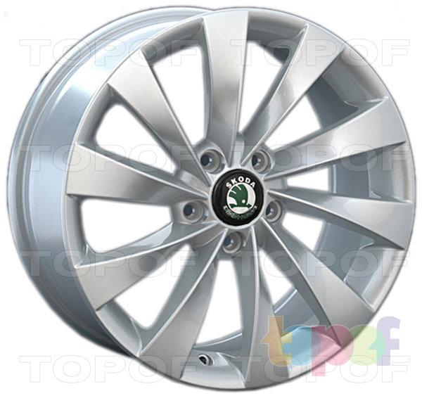 Колесные диски Replica LegeArtis SK54