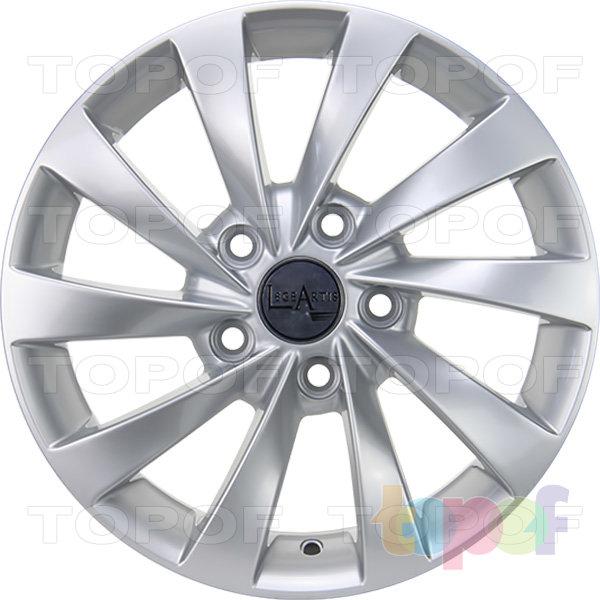 Колесные диски Replica LegeArtis SK54. Изображение модели #3