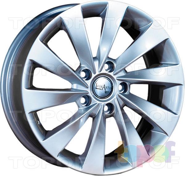 Колесные диски Replica LegeArtis SK54. Изображение модели #4