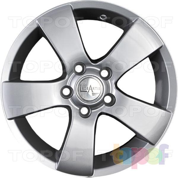 Колесные диски Replica LegeArtis SK6. Изображение модели #3