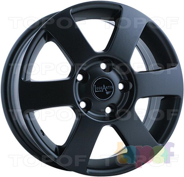 Колесные диски Replica LegeArtis SK7. Изображение модели #2