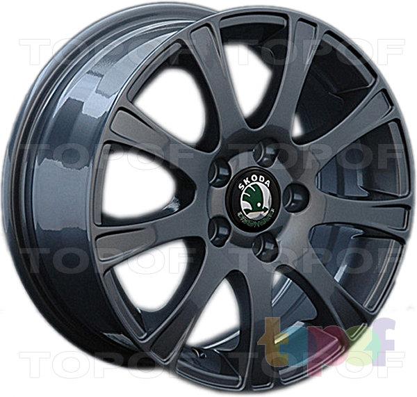 Колесные диски Replica LegeArtis SK8. Изображение модели #2