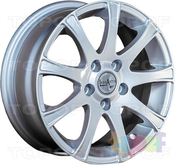 Колесные диски Replica LegeArtis SK8. Изображение модели #4
