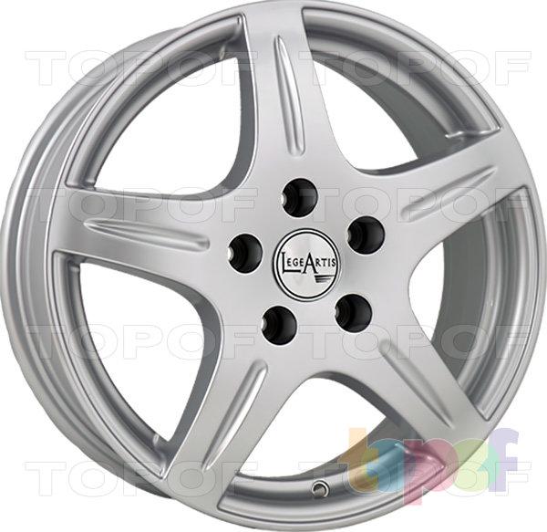 Колесные диски Replica LegeArtis SNG12. Изображение модели #3