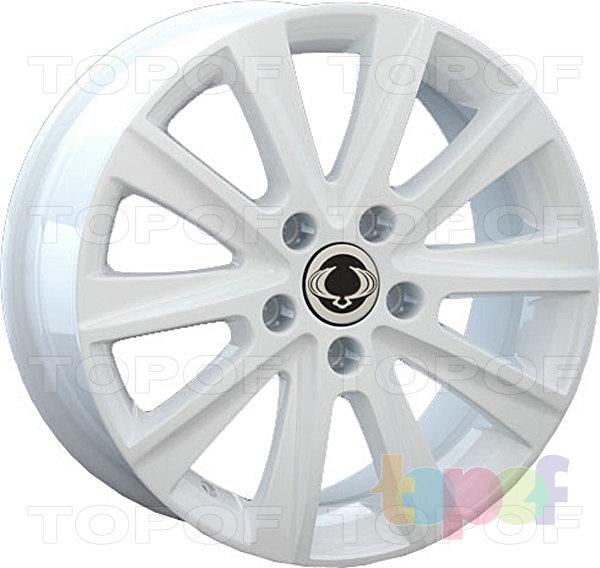 Колесные диски Replica LegeArtis SNG14. Изображение модели #2