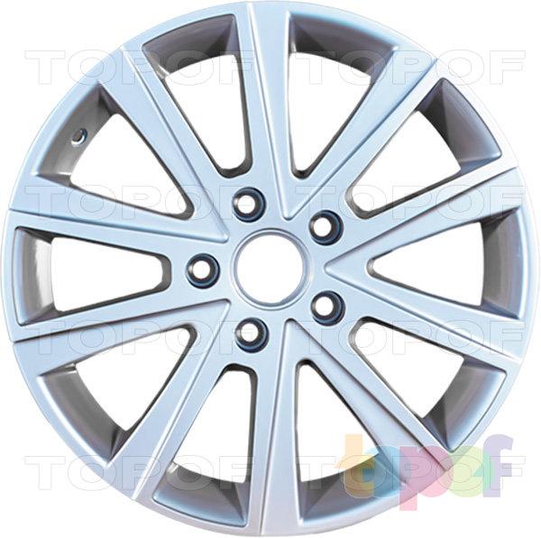 Колесные диски Replica LegeArtis SNG14. Изображение модели #3