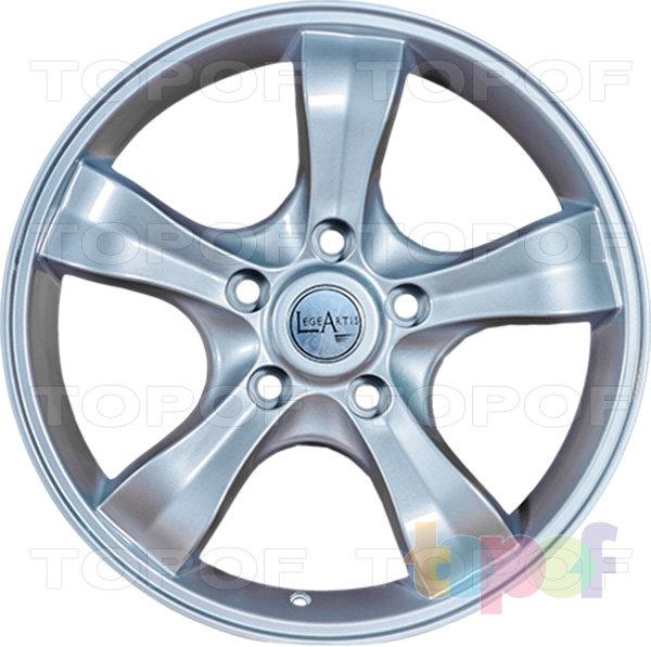 Колесные диски Replica LegeArtis SNG9. Изображение модели #1