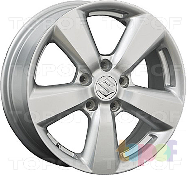 Колесные диски Replica LegeArtis SZ10. Изображение модели #1