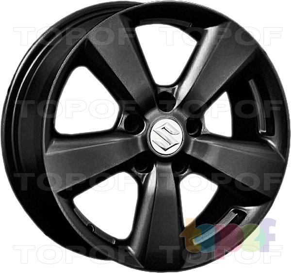 Колесные диски Replica LegeArtis SZ10. Изображение модели #3