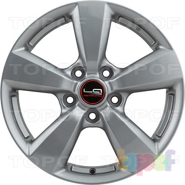 Колесные диски Replica LegeArtis SZ10. Изображение модели #4