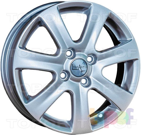 Колесные диски Replica LegeArtis SZ13. Изображение модели #2