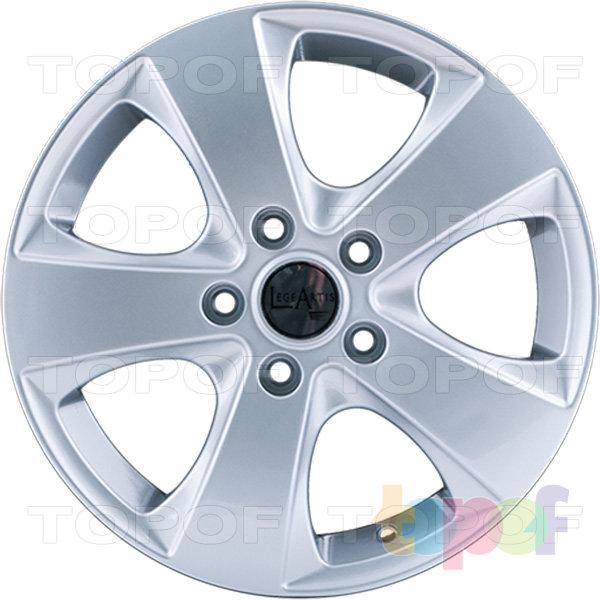 Колесные диски Replica LegeArtis SZ16. Изображение модели #1