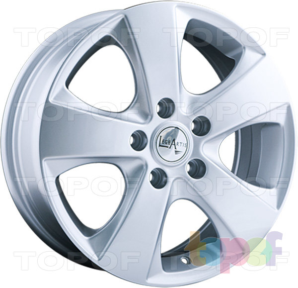 Колесные диски Replica LegeArtis SZ16. Изображение модели #2