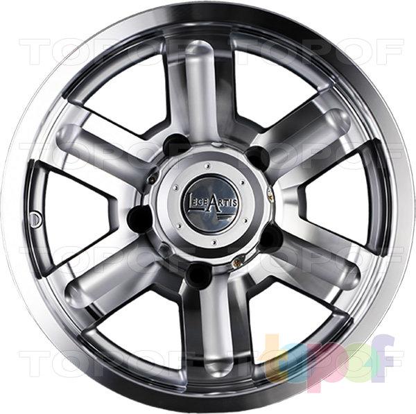 Колесные диски Replica LegeArtis SZ17. Изображение модели #3