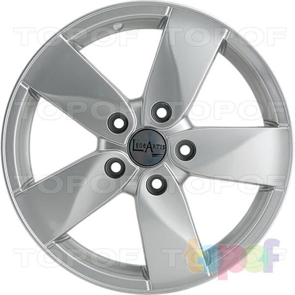 Колесные диски Replica LegeArtis SZ19. Изображение модели #2