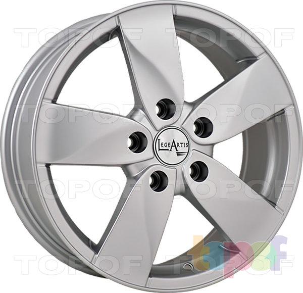 Колесные диски Replica LegeArtis SZ19. Изображение модели #3