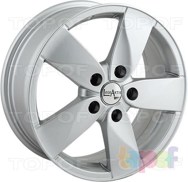 Колесные диски Replica LegeArtis SZ19. Изображение модели #4