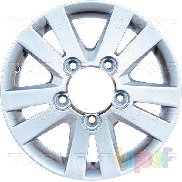 Колесные диски Replica LegeArtis SZ23. Изображение модели #1