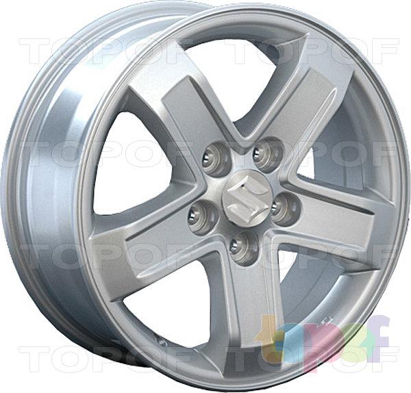 Колесные диски Replica LegeArtis SZ25. Изображение модели #1
