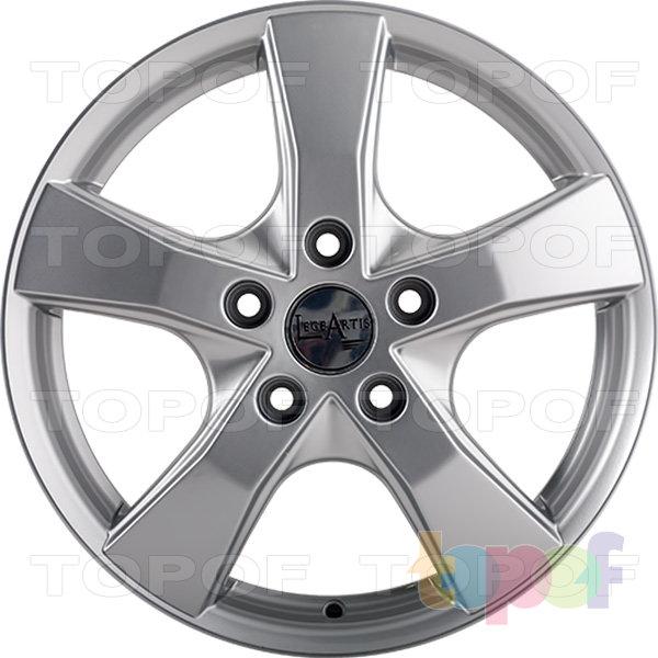 Колесные диски Replica LegeArtis SZ26. Изображение модели #5