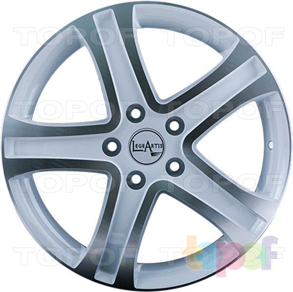 Колесные диски Replica LegeArtis SZ5. Изображение модели #3